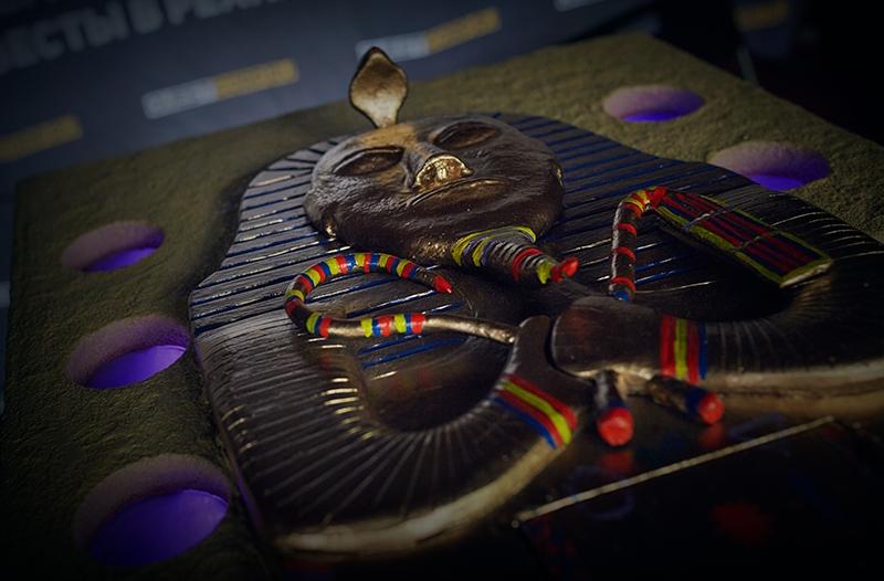 Саркофаг фараона — эмоциональный финал
